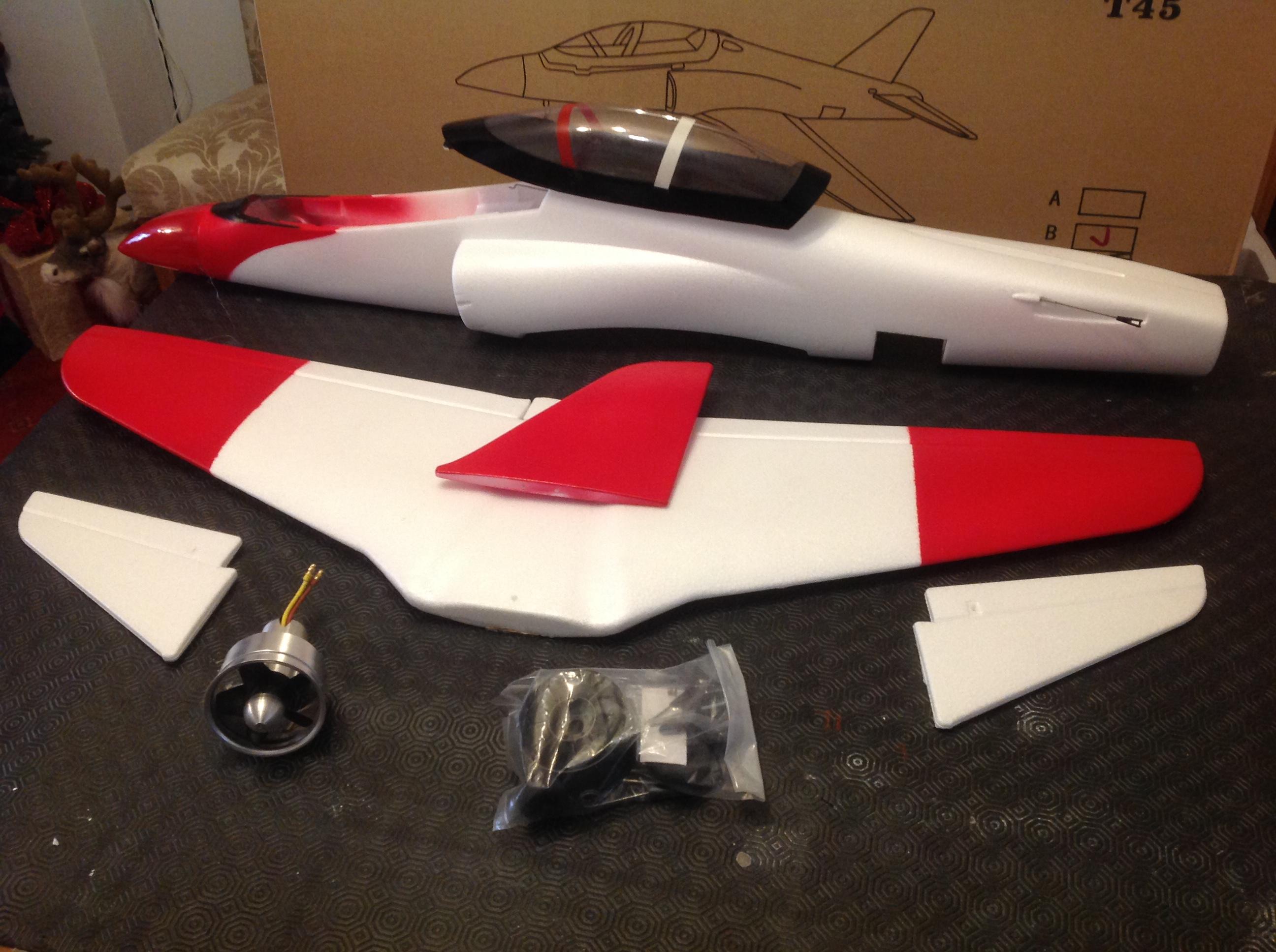 HOBBY KING HAWK TYPE EDF JET | Control Line Flying